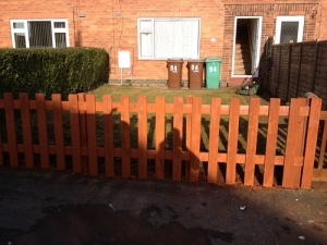 Fence Replacement